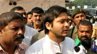 Lalu Prasad Yadav's son Tejaswi Yadav is RJD Legislature party leader in Assembly