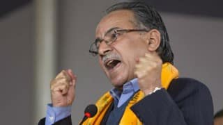 Prachanda-led Maoist party in Nepal facing another split