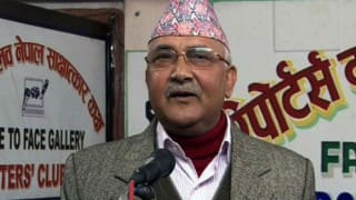 K P Oli: Constitution promulgation not directed against any country