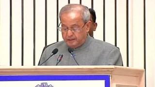 National Press Day: President Parnab Mukherjee felicitates awardees; says awards should be cherished and valued