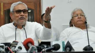 Bihar Assembly Elections 2015: Grand secular alliance ahead