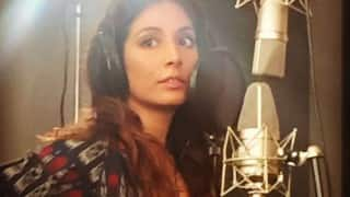 Monica Dogra excited for her not-so-filmy Diwali song