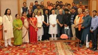 Narendra Modi: India's culture goes beyond intolerance to acceptance
