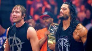 WWE: Roman Reigns, Dean Ambrose to face off in Survivor Series?