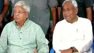 नितीश कुमार शुक्रवार दोपहर ढाई बजे लेंगे मुख्यमंत्री पद की शपथ