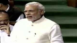संविधान दिवस की चर्चा के दौरान प्रधानमंत्री मोदी ने कहा, कोई नहीं कह सकता कि पहले की सरकारों ने देश के लिए कुछ नहीं किया