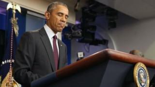 Barack Obama denounces gun violence after latest deadly shooting