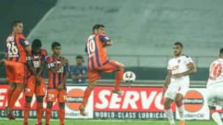 ISL 2015: Delhi Dynamos jump to second after 3-1 win over Pune City FC