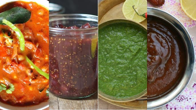 4 traditional indian chutneys you must try - Chutneys indian cuisine ...