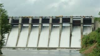 Tamil Nadu Water released from Mettur Dam for delta irrigating