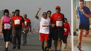 Delhi Half Marathon: 34,000 enthusiasts run for a healthy life