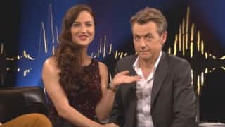 Elli Avram bowls over audience with impeccable Hindi on Swedish talk show