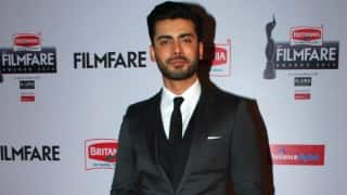 Fawad Khan: Artists should ignore political groups and concentrate on their work