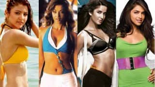 Deepika Padukone, Anushka Sharma, Katrina Kaif and Aishwarya Rai Bachchan have international competition