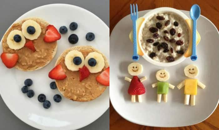 quick and easy breakfast recipes for your naughty little ones at