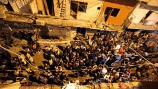 41 people killed in a Beirut stronghold by twin bomb blast, claims Islamic State group