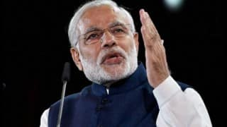 Narendra Modi says Foreign Direct Investment into India has increased by 40 per cent