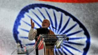 Narendra Modi at Wembley: Diversity is India's speciality, pride and strength