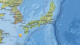 7.0-magnitude quake hits off southwestern Japan, minor tsunami triggered