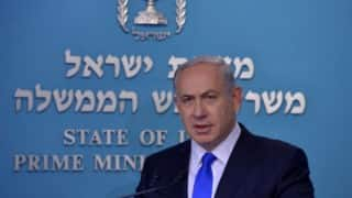 Israeli PM Benjamin Netanyahu calls on world to fight against terrorism following Paris attacks