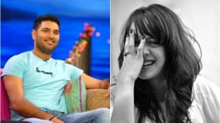 Yuvraj Singh & Hazel Keech's engagement ceremony in November?