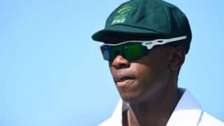 Kagiso Rabada named newcomer of the year at South Africa's  annual Sports Awards