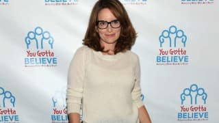The internet is not real: Tina Fey