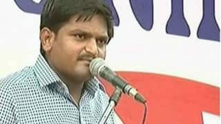 Police submit Hardik Patel's voice report over sedition charge