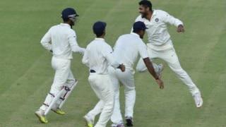 नागपुर टेस्ट : दक्षिण अफ्रीका की पारी 79 रनों पर सिमटी