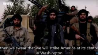 Watch: ISIS video warns of Paris-like attacks in Washington!