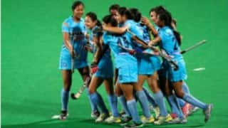 Indian women's hockey squad named for Argentina tour
