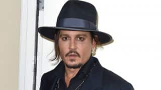 Johnny Depp: I thought filmmakers would fire me from 'Pirates of the Caribbean'