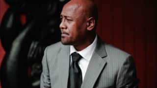 Rugby legend Jonah Lomu dies in New Zealand aged 40