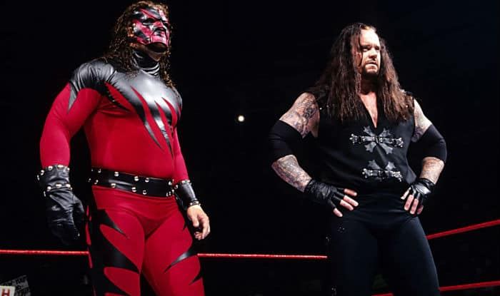 Undertaker And Kane In Real Life WWE Survior Ser...