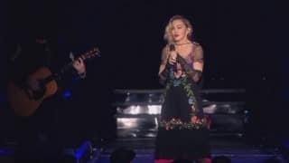 Like a Prayer - For Paris: Madonna pays touching tribute to victims of Paris attacks (Video)