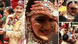 Taarak Mehta Ka Ooltah Chashmah actress Dayaben aka Disha Vakani ties knot with chartered accountant Mayur