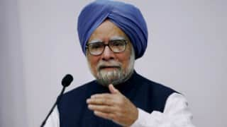 Manmohan Singh joins intolerance protest, says blatant violation of right to freedom of thought not right