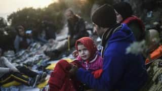 Greece rescues hundreds of migrants from Aegean Sea, reports death of toddler