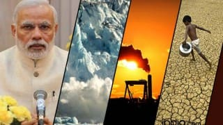 Narendra Modi appeals for 'One India, Great India'; Expresses concern over rising climate deterioration