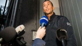 Family of Paris attackers Brahim Abdeslam & Salah Abdeslam at Brussels solidarity vigil