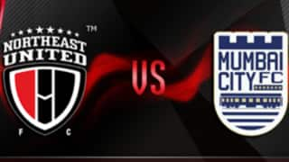 ISL 2015 Free Live Streaming of NorthEast United vs Mumbai City FC: Watch Free Telecast on TV, Mobile and Online