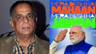CBFC chief Pahlaj Nihalani to be sacked for 'embarrassing' Narendra Modi tribute video