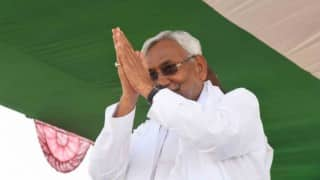 Nitish Kumar reiterates supports for demonetisation, but dismisses speculation of re-joining NDA