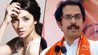 पाकिस्तानी एक्ट्रेस माहिरा खान ने उड़ाया शिवसेना का मज़ाक