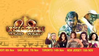 Watch the Unstoppable Sajid Wajid Duo Live in Concert in Multiple Cities This Diwali