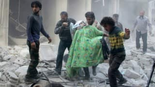 Apparent Russian air strikes kill 11 civilians in Syria's Idlib province, says Syrian Observatory for Human Rights