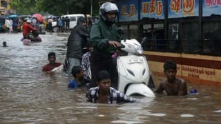 Tamil Nadu: Heavy downpour paralyse movement, 11 NDRF teams brought into action; All you need to know
