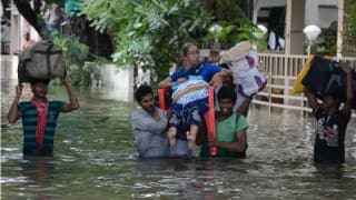Tamil Nadu: CM Jayalalithaa allocates Rs 500 crore for floods, IMD predicts situation to get worse in next 72 hours