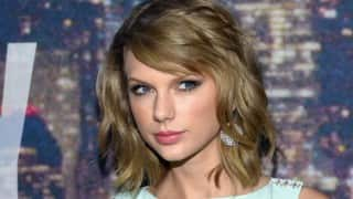Taylor Swift sued for stealing Shake It Off' lyrics