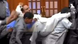 BJP MLA Vijendra Gupta marshalled out of Delhi Assembly; Is AAP govt functioning in autocratic manner?